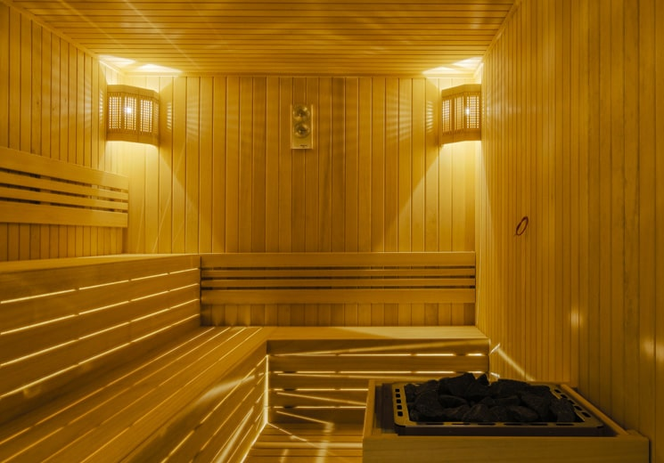 Spa and Sauna